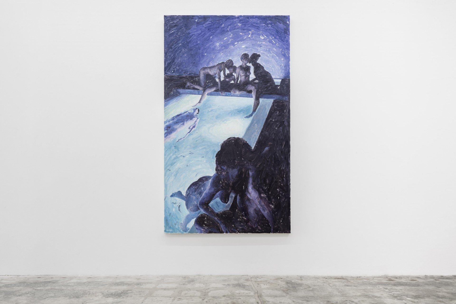 Tile Blush Twilight, Verdant Romps & Wading Pools